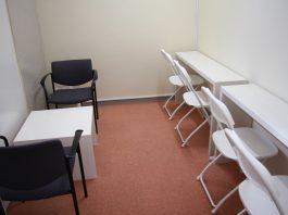 控え室・楽屋スペース
