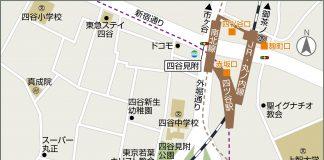 シアターウィング公式地図